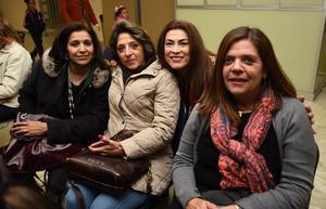 29122018 AMIGAS.  Jose, Macaria, Laura y Magdalena.