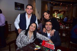 30122018 Toño, Katia, Gloria y Juan Antonio.