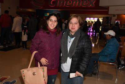 Tardes en el cine