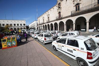 """""""También queremos que llegue a tiempo"""", comentó uno de los dirigentes, Sergio Morales."""