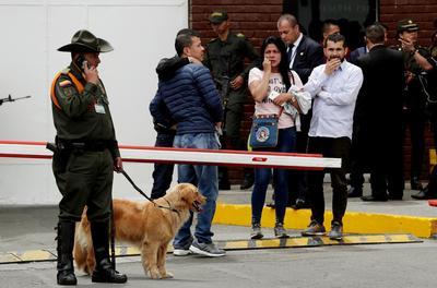 La explosión causó alarma en el país sudamericano.