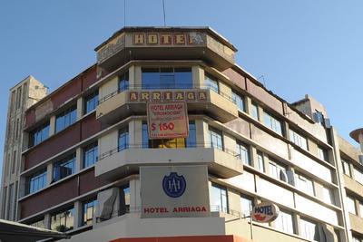 Hotel Arriaga.
