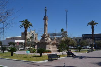 Plazuela Juárez.