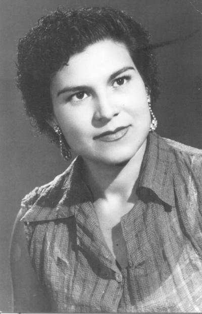 Beatriz Mireles Vda. de Ruiz festejó su cumpleaños número 81 el 18 de enero.
