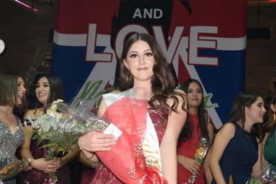 La ganadora de este certamen fue la guapa Andrea Espinoza Fallad.
