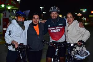 25012019 Ciro, Amira, Turman y Lidia.
