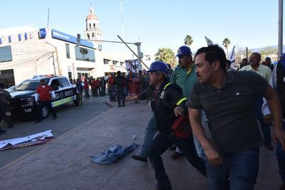 Seguridad Pública de Monclova reportó que sólo hubo un detenido.