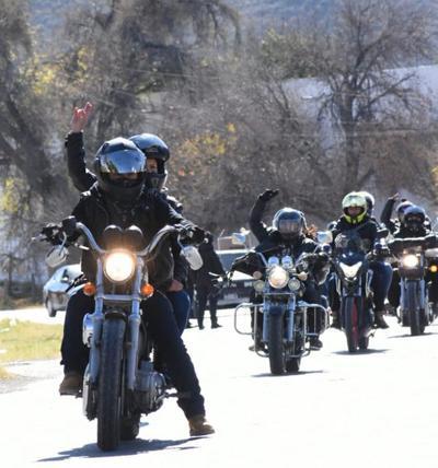 Participaron unos seis mil motociclistas de 190 moto clubs.