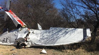 Se trata de una aeronave Cessna 150, de matrícula XB KEJ, que durante cuatro horas fue buscada vía aérea.