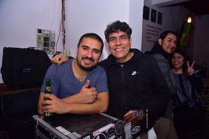 31012019 AMIGOS.  Jorge y Raúl.