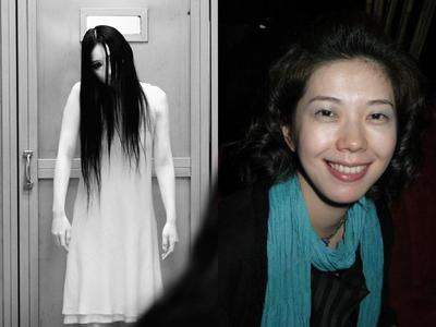 Takako Fuji. Actriz, bailarina y contorsionista, la japonesa hizo el papel de Kayako Saeki, esa mujer que da pesadillas, en las películas originales de Ju-on, que después se convirtieron en un remake hollywoodense conocido como The Grudge, donde Fuji, a excepción de la tercera parte, hace el mismo papel.