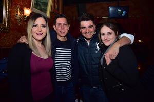 02012019 Eva, Benjamín, Javier y Sandra.