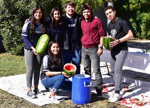 01012019 Pato, Sophia, Marijose y Mario.