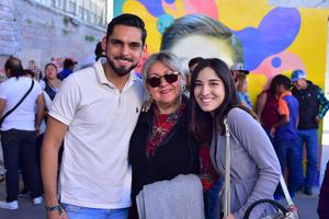 02012019 Francisco, Rosario y Andrea.