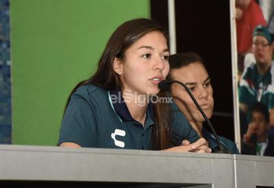 La sinaloense Isela Ojeda debutará como profesional en el Clausura 2019.