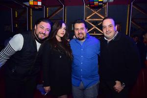 04012019 Quike, Zary, Enrique e Ismael.