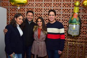 04012019 Marcela, Rodrigo, Natalia y Rodrigo.