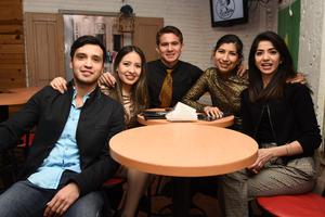 05012019 Manuel, Caro, Jordana, Denisse, Rebeca y Gerardo.