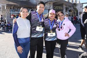 05012019 Gina, Pedro, Ingrid y Cynthia.