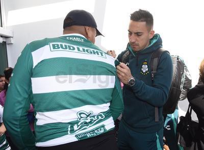 Santos parte a Puebla para iniciar el Clausura 2019