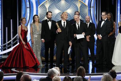 """La Mejor serie dramática fue """"The Americans""""."""