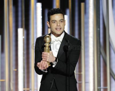 Rami Malek consiguió el reconocimiento como Mejor Actor por su retrato del difunto Freddie Mercury.
