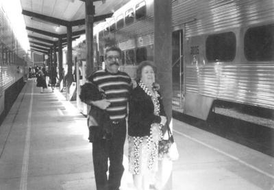 06012019 Benjamín y Carmen en San Fco., California, en 1996.
