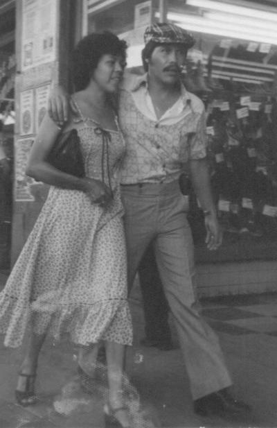 06012019 Ana Beatriz Rocha Pérez y José Ortiz Ramírez en julio de 1979 en Durango, Durango.