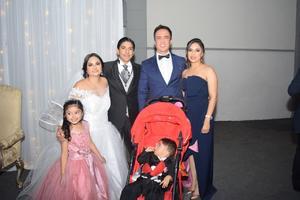 06012019 Isabela, Ana Cecilia, Alexis, Antonio, Carolina y Antonio Jr.
