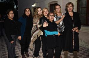 07012019 Juanis Arreola, Karen Ortega, Olga Torres, Esmeralda Fierro, Zoraya Fierro y Lupita.