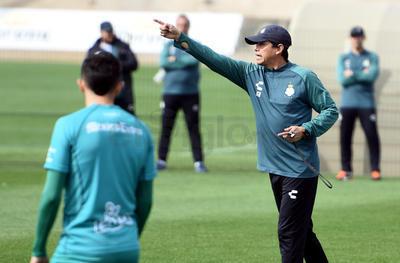 Guerreros se preparan para la fecha dos de Liga MX