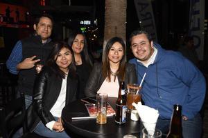 09012019 Adriana, Raúl, Tere, David y Mariana.
