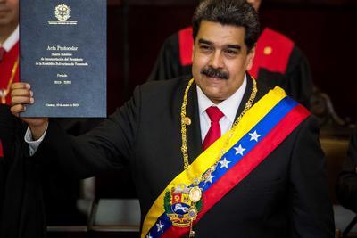 Se comprometió a llevar la prosperidad al país y construir el socialismo.