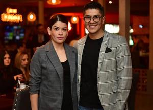 Alicia y Omar