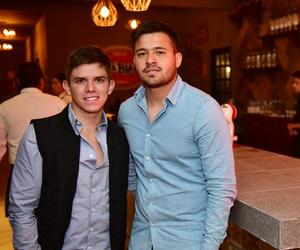 Enrique y Ray