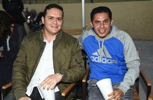 Gerardo y Mahatma