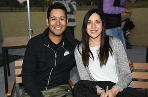 Hugo y Rocío