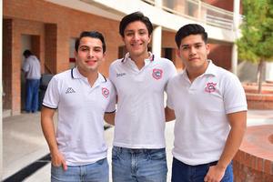 11012019 Iván, Rodrigo y Sebastián.
