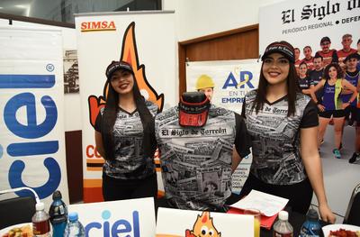 Se presentó la playera con la que correrán los competidores en la carrera de El Siglo de Torreón.