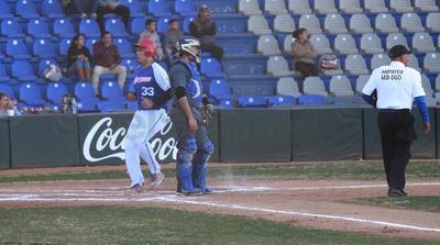 Mientras que la derrota se la llevó Hernán Herrera, quien fue relevado por Manuel Rivera y Jorge Arguijo.