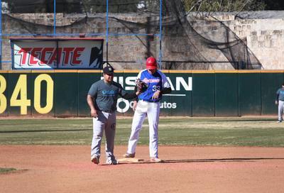 Vencieron 4-3 ante Laguna-Durango, dentro de la Liga Mayor de Beisbol de La Laguna.
