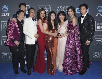 """Comedia: """"Crazy Rich Asians"""""""