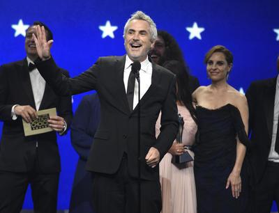 Roma obtuvo cuatro estatuillas a la Mejor Película Extranjera, Mejor Fotografía, Mejor Director y Mejor Película.