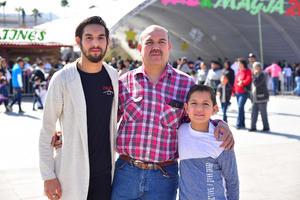 14012019 Bryan, Raúl y Gabriel.