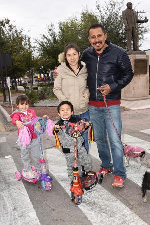16012019 Cuauhtémoc Morelos, Melissa Tovar e hijos.