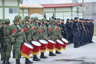 El nuevo comandante se pronunció por la coordinación entre las instancias de gobierno.