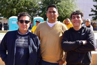 17012019 Alfonso, Joel y Raúl.