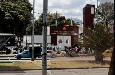 El presidente colombiano canceló una reunión para dirigirse hacia el sitio.