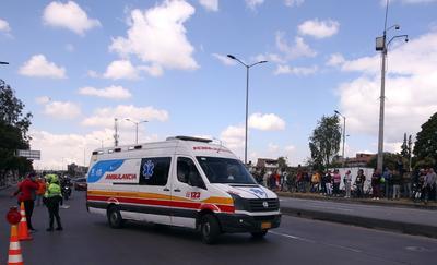 Apoyaron en el traslado de heridos.