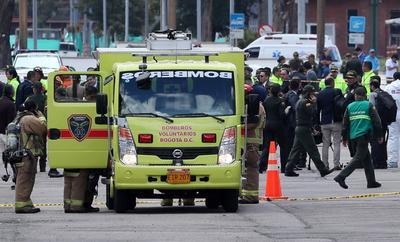 Cuerpos de seguridad se movilizaron hasta la zona.